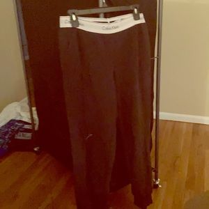 Calvin Klein never worn sweatpants